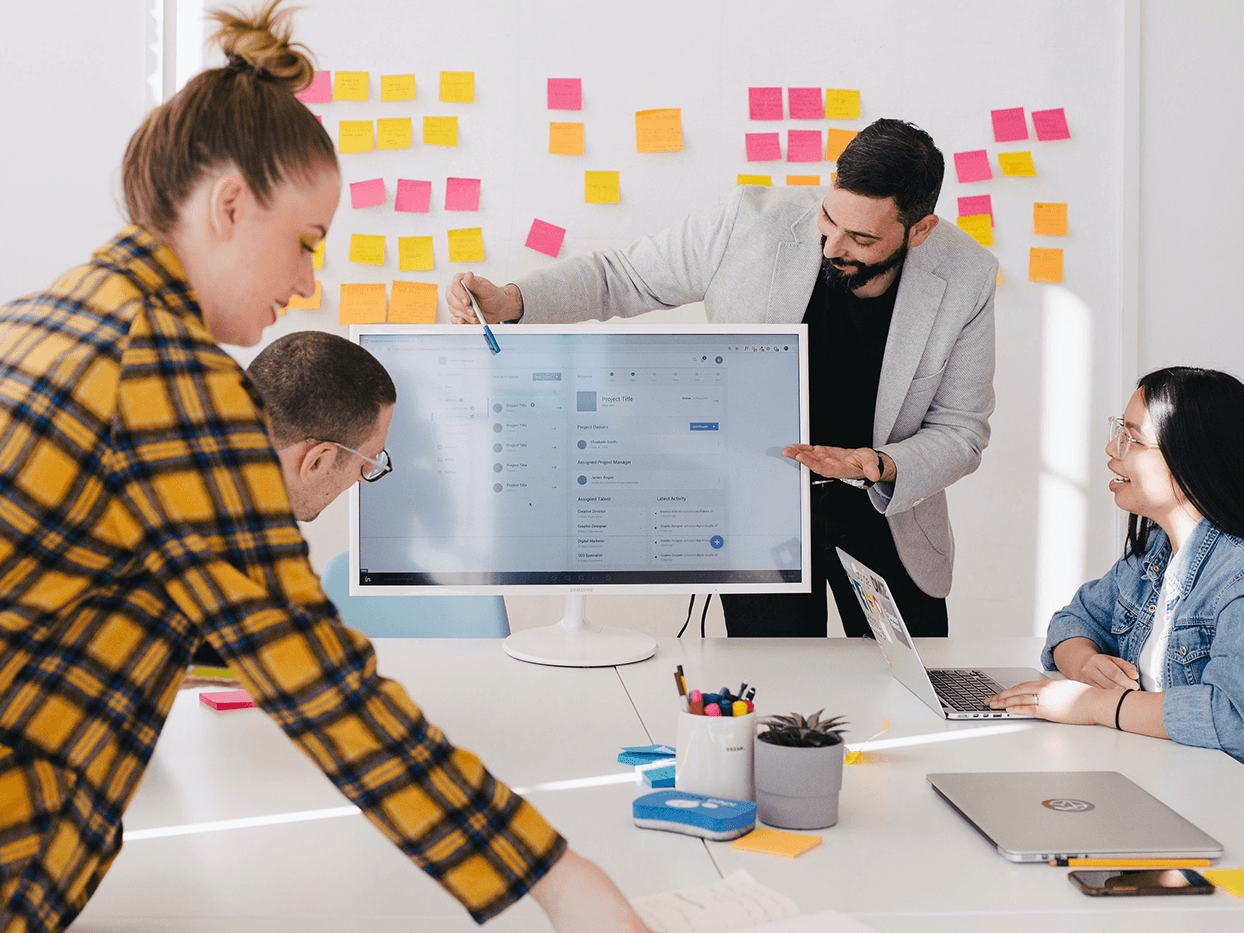 Empowering organizations to scale design
